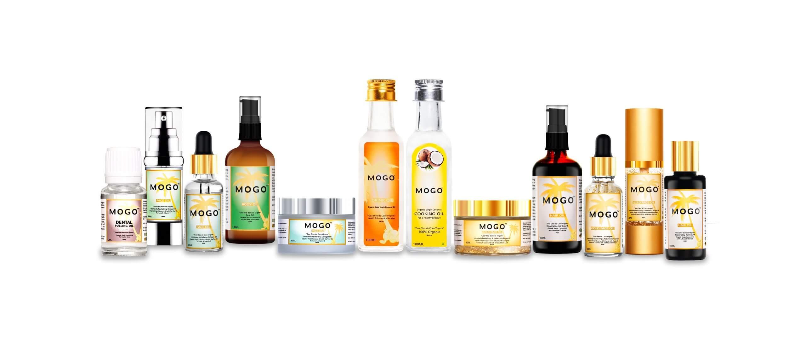 MOGO Virgin Coconut Oil Exporter
